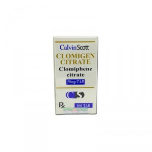 clomigen citrate calvin scott 100 tabs 50mg tab 1