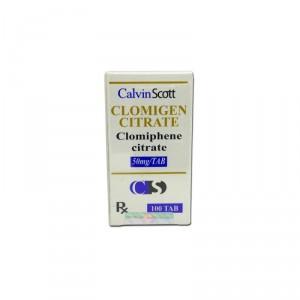 clomigen citrate calvin scott 100 tabs 50mg tab