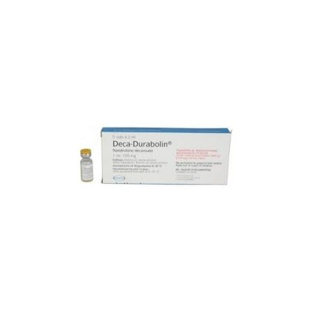 deca durabolin organon 5x200mg2ml 5 vials