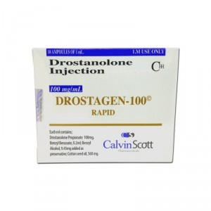 drostagen 100 rapid calvin scott 10 amps 10x100mg 1ml
