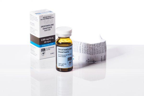 drostanlone enanthate hilma biocare