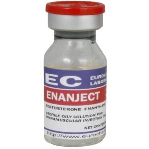 EnanJect 250 Eurochem 10ml vial [250mg/1ml]