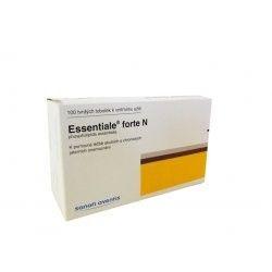 Essentiale Forte Aventis 100 caps [300mg/cap]