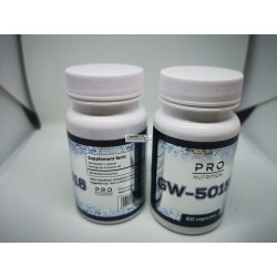 gw 501516 sarm 60 kapseln pro nutrition