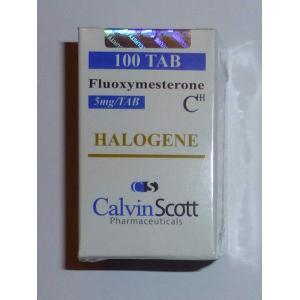 halogene calvin scott 100 tabs 5mg tab