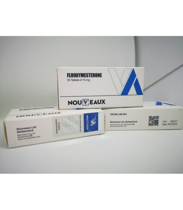 halotestin fluoxymesterone nouveaux 50 tablets of 10mg