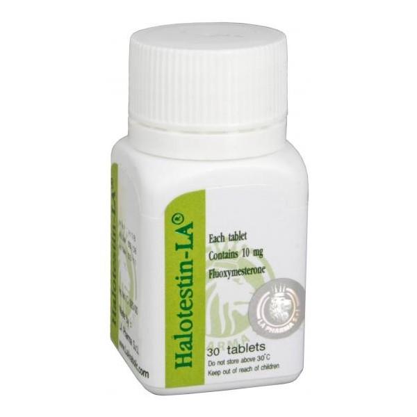 halotestin la pharma 30 tabs 10mg tab 1
