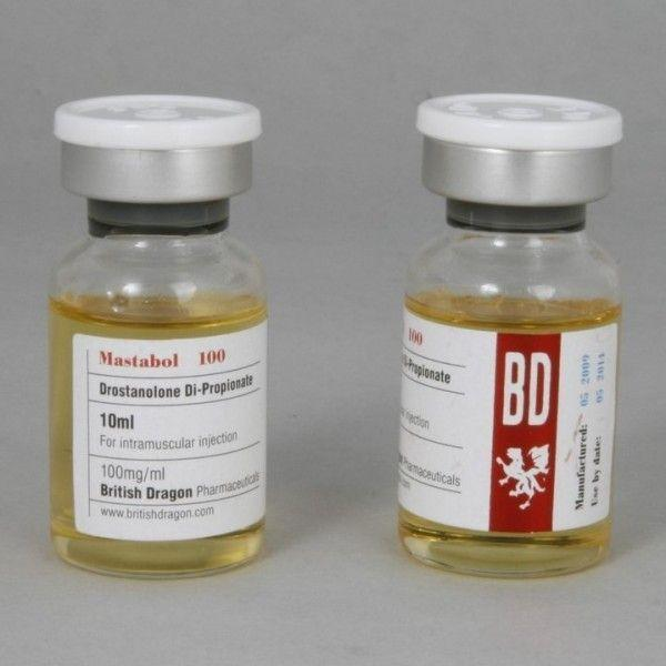 mastabol 100 british dragon 10ml vial 100mg 1ml