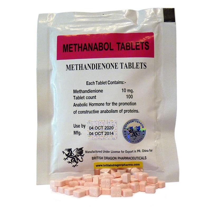 methanabol tablets british dragon