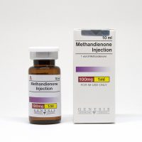 Methandienone Injection Genesis 10ml vial [100mg/1ml]