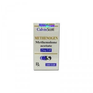 methenogen calvin scott 100 tabs 25mg tab