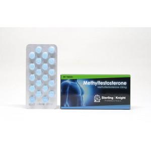 methyltestosterone sterling knight 60 tabs 25mg tab 1