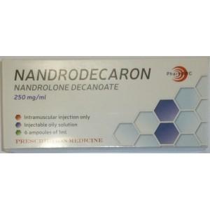nandrodecaron pharmarc 6 amps 6x250mg 1ml 1