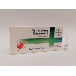 nandrolone decanoate bayer 10 amps 10x250mg 1ml 1