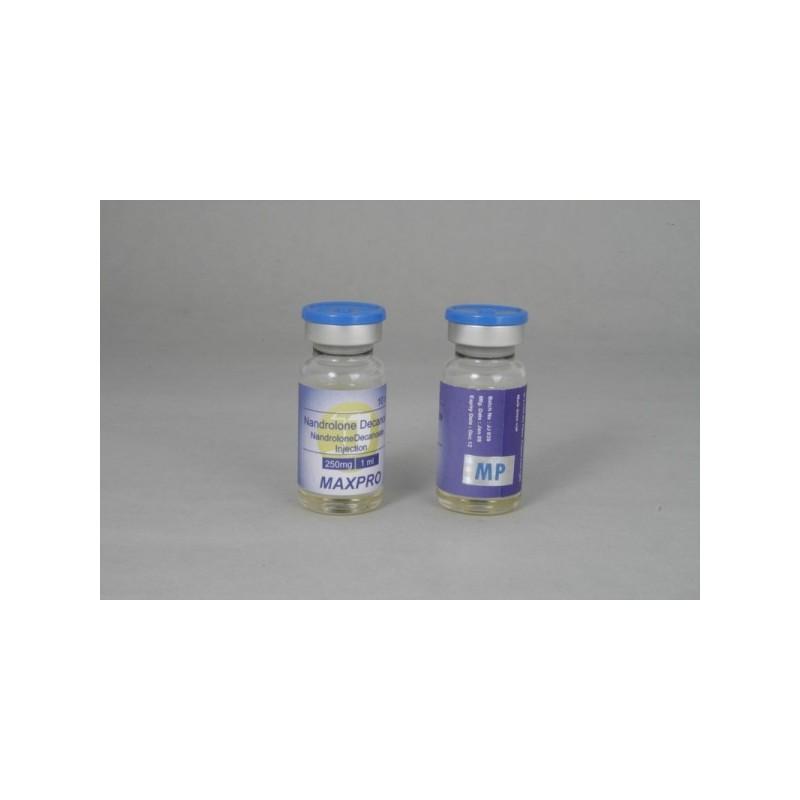 nandrolone decanoate max pro 250mg 1ml 10ml vial