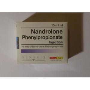 nandrolone phenylpropionate injection genesis 10 amps 10x100mg 1ml