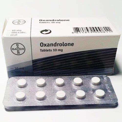 oxandrolone 10mg bayer anavar