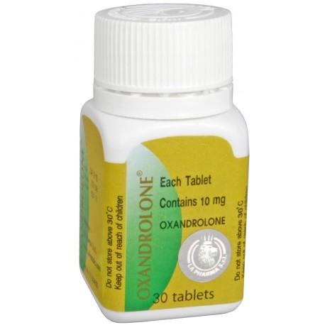 oxandrolone la pharma 10mg tab 30 tabs