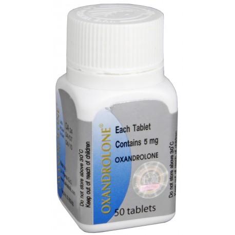 oxandrolone la pharma 5mg tab 50 tabs