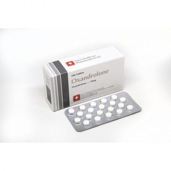 oxandrolone swiss healthcare 10mg tab 100 tabs