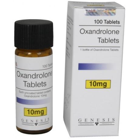 oxandrolone tablets genesis 10mg tab 100 tabs