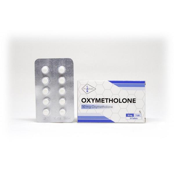 oxymetholone pharma lab 50 tabs 50mg tab 1