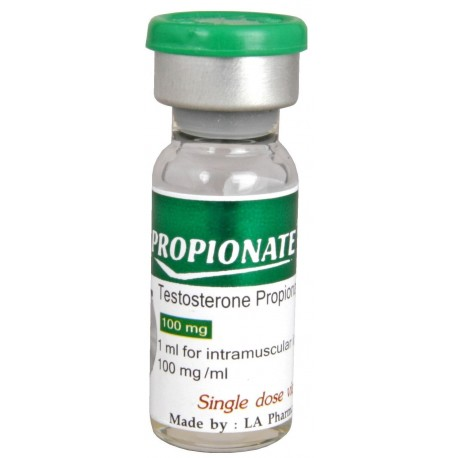 propionate la pharma 100mg 1ml 1ml vial