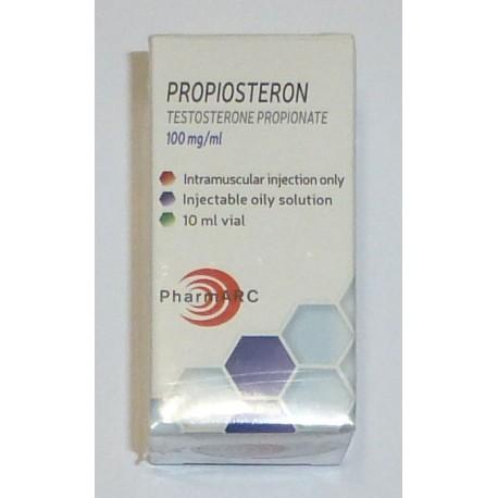 propiosteron pharmarc 100mg 1ml 10ml vial