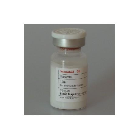 stanabol 50 british dragon 50mg 1ml 10ml vial