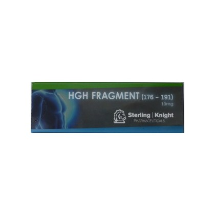 sterling knight hgh fragment 176 191 10mg 1 vial
