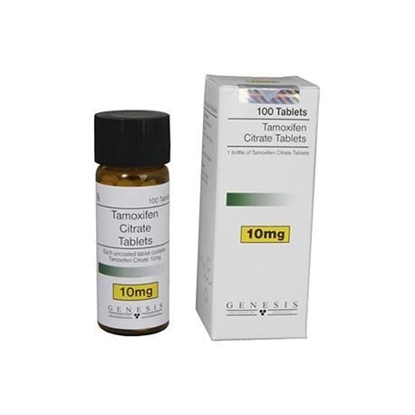 tamoxifen citrate genesis 100 tabs 10 mg genesis pharma antiestrogens