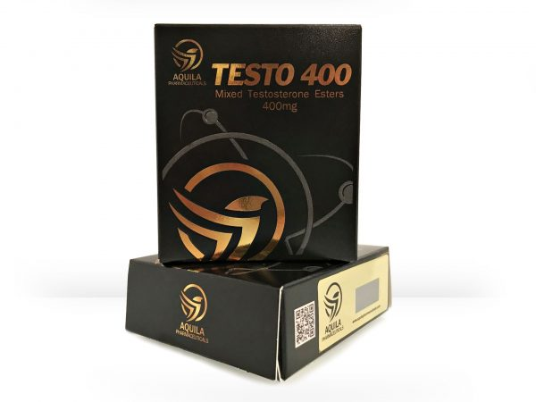 test 400 mixed testosterone esters aquila pharmaceuticals 10x1ml ampoule 400mgml