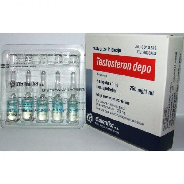 testosterone depo galenika