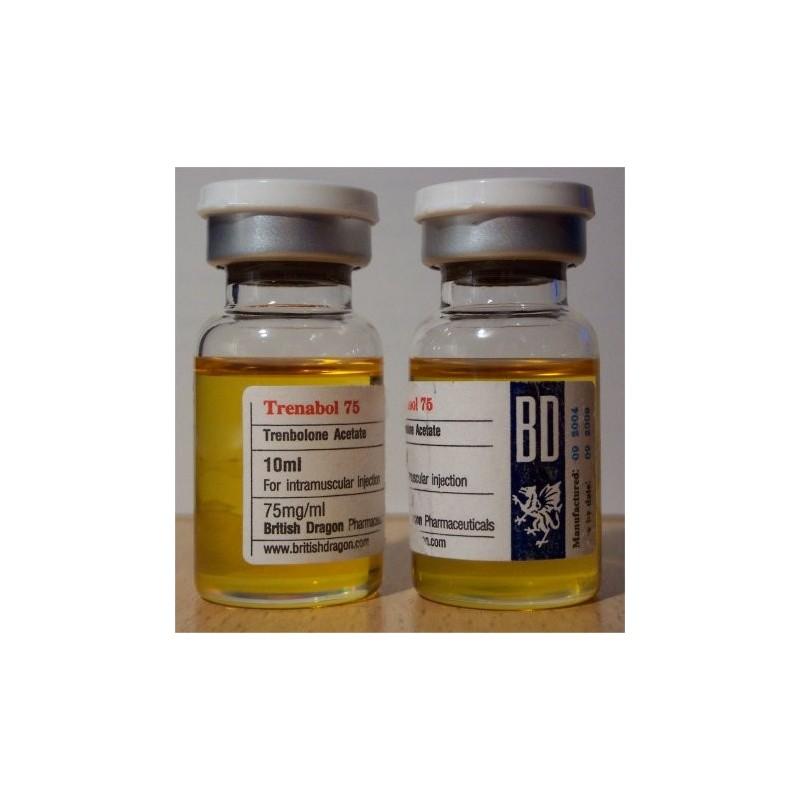 trenabol 75 trenbolone acetate british dragon