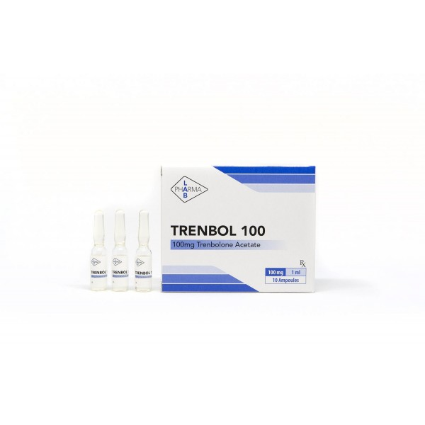 trenbol 100 pharma lab 10 amps 10x100mg 1ml 1