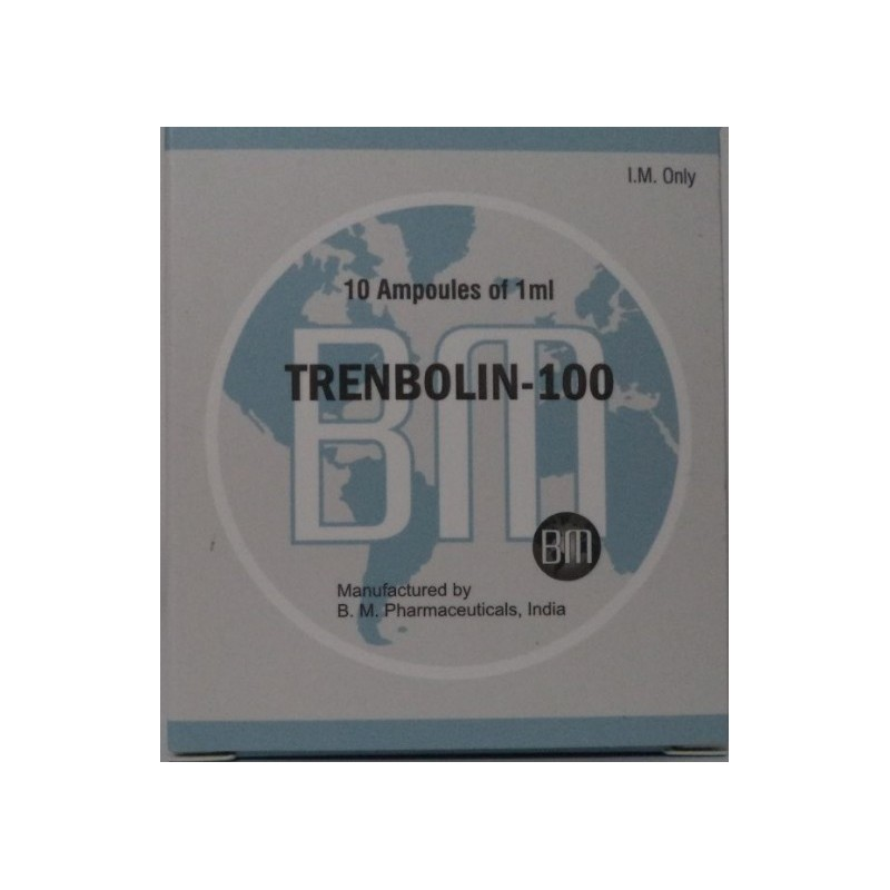 trenbolin 100 bm pharmaceutical 10ml