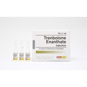 trenbolone enanthate injection genesis 10 amps 10x200mg 1ml