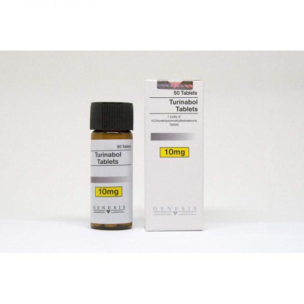 turinabol tablets genesis 50 tabs 10mg tab