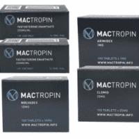 Massengewinn Pack – Testosteron Enanthate (Mactropin)