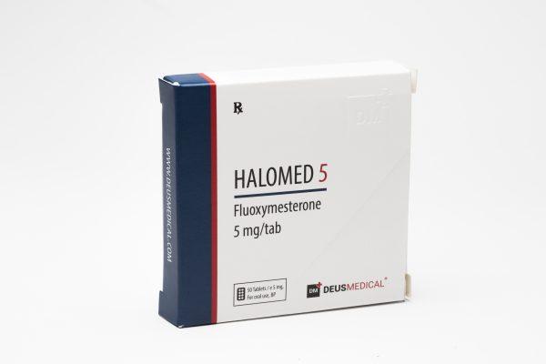 Halomed 5mg DeusMedical Halotestine