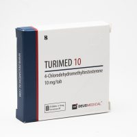 TURIMED 10 DeusMedical 50 Tabletten (10mg/tab)