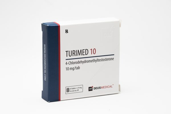 Turimed 10 DeusMedical Turinabol