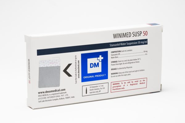 Winimed Suspension 50 DeusMedical Winstrol Depot 2