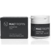 DAPOXETIN MACTROPIN 30mg (100 TABLETTEN)