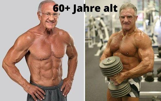 60 Jahre alt