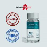 Clenbuterol Magnus Pharmaceuticals 100 tabs [0,04mg/tab]