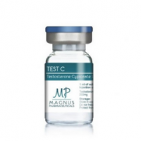 Test C Magnus Pharmaceuticals 10ml vial [250mg/1ml]