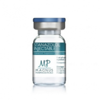 Stanazolol Injectable Magnus Pharmaceuticals 10ml vial [50mg/1ml]