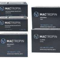 Magermassengewinn Pack – Mactropin – Testosteron Enanthate / Trenbolon Enanthate (10 Wochen)