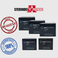Klassisch Trockenmassengewinn Pack- Mactropin – TURINABOL 8 Wochen